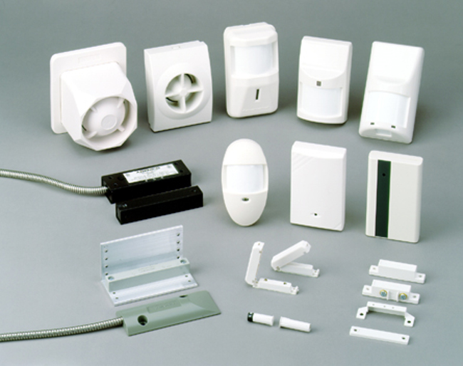Honeywell Alarm Sensors and Detectors